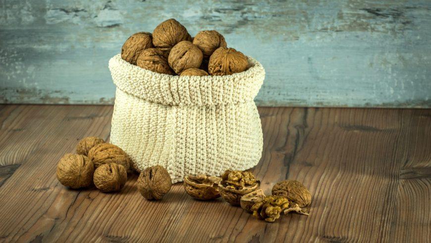 Unas pocas curiosidades sobre las nueces
